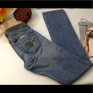 ⬇️ LEI BOOT CUT JEANS